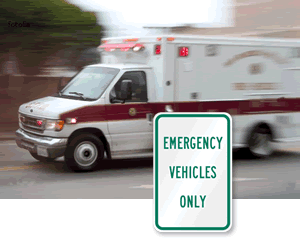 Ambulance Signs