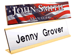 Custom Door Nameplates