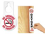 No Smoking Tags