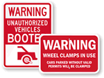 Your Car Will Be Booted