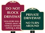 Driveway SignatureSigns™