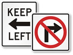 Keep Left or Right