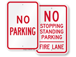 No Parking, No Standing, No Stopping – What They Really Mean