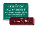 Doctors Sign