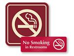 ShowCase No Smoking Signs