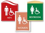 ADA Restroom Signs