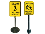 Children at Play Sign Kits