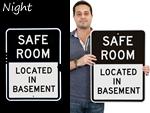 Custom Reflective Sign Templates