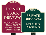 Driveway SignatureSigns™