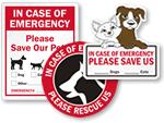Pet Rescue Stickers