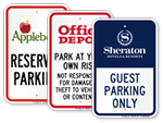 Popular Store Chain Signs