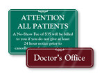 Doctors' Sign
