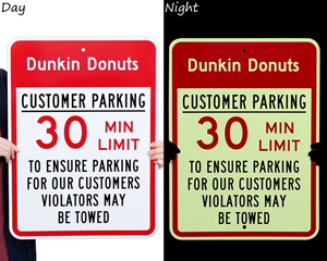 30 Minute Time Limit Parking Signs