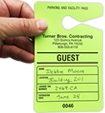 Visitor & Guest Passes