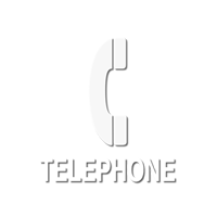 Telephone, with Graphic