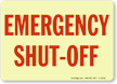 Emergency Shut-Off