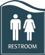 Pacific - Restroom Sign