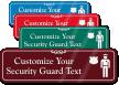 Security Guard Symbol Sign