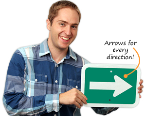 Arrow Traffic Signs