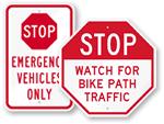 More Stop Designs