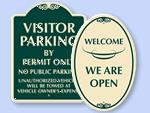 Visitor Signs - SignatureSigns