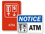 ATM Signs