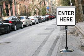 Enter Signs