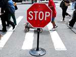 Portable Stop Signs
