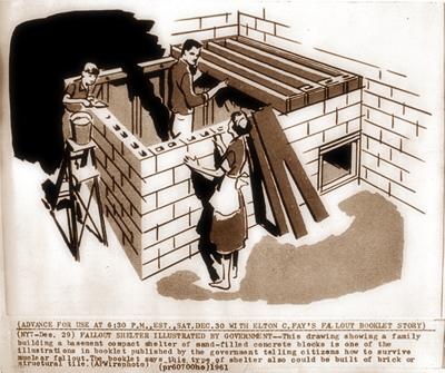 Fallout Shelter 1951