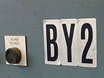 Anodized Aluminum Numbers and Letters