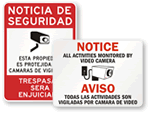 Bilingual Watch Signs