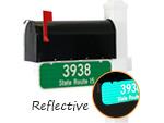 Custom 911 Address Signs