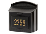Custom Mailboxes with House Number