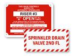 Custom Sprinkler Signs