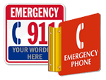 Emergency Signs - Some Best Sellers