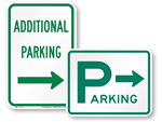 More Parking this Way