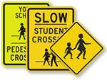 Popular Children Crossing Signs