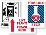 Perishable Labels