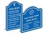 Pool Signs