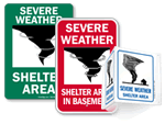 Severe Weather Signs