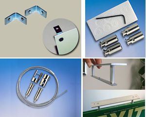 Exit Sign Brackets