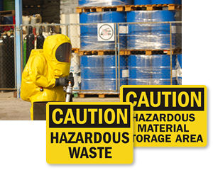 Hazardous Materials Labels