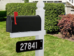 Looking for 911 Address Signs?