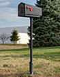 Flexible Mailbox Posts