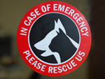 Looking for Pet Rescue Stickers?