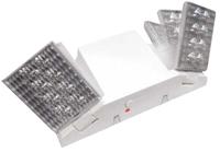 Fixed Or Adjustable Optics LED Emergency Lighting