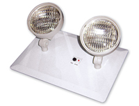 R-7 Recessed Emergency Lighting Unit with Battery