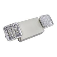 Emergency Light With High Lumen LED Lamp Heads