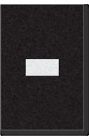 Engineer Grade Vinyl Numbers Letters White on black Dash