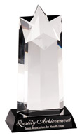 Custom Star Column Award